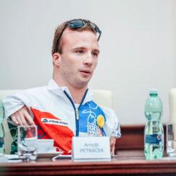Arnošt Petráček