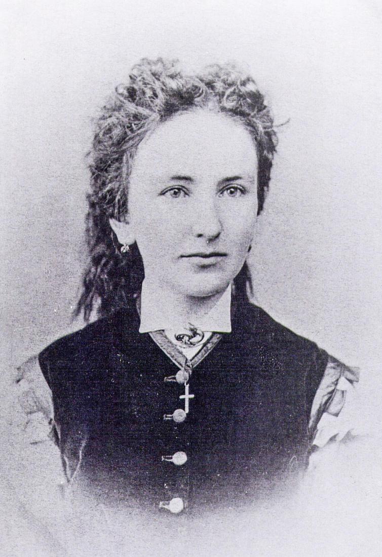 Kateřina Hašková, matka