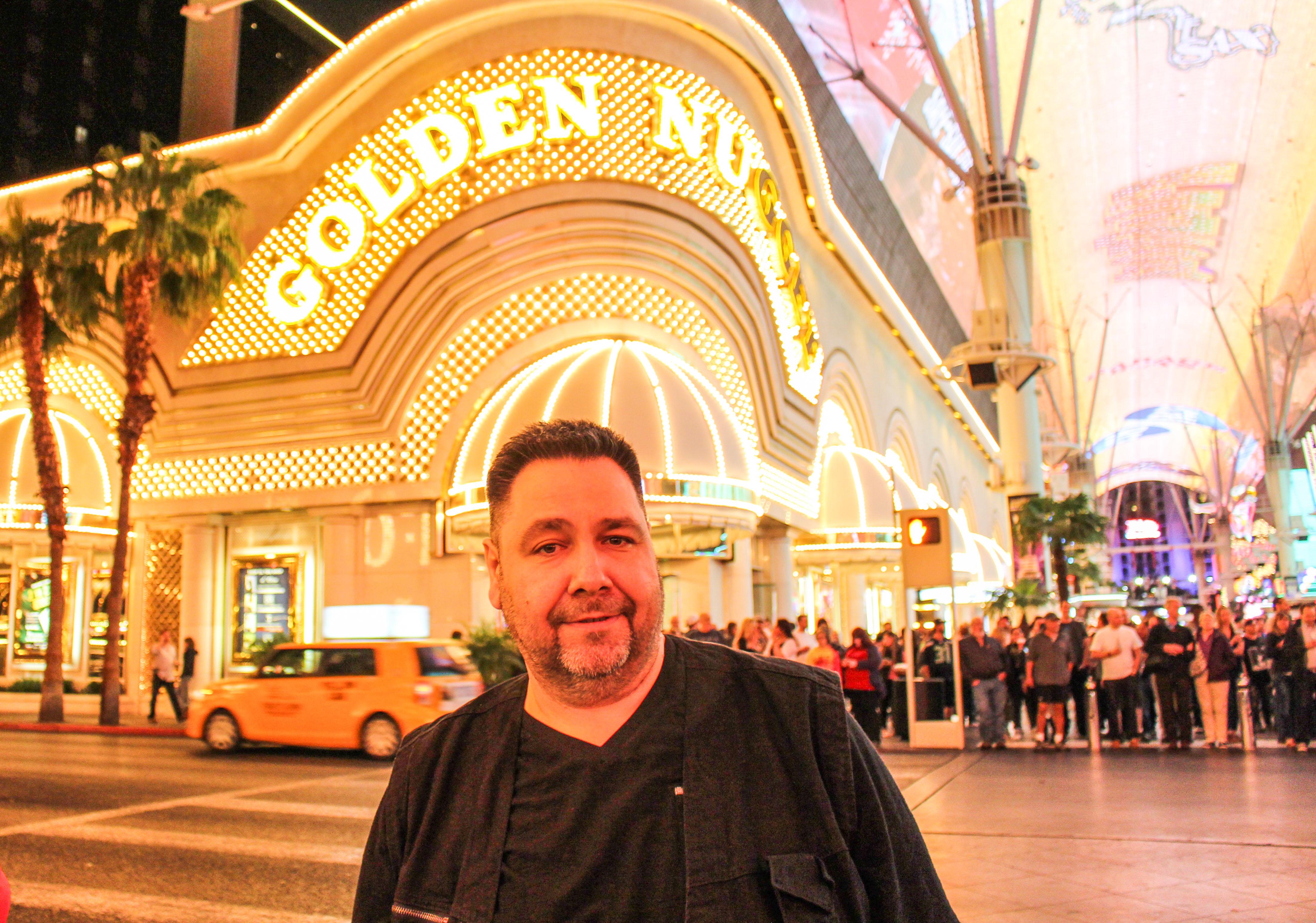 LXV v Las Vegas u Golden Nugget